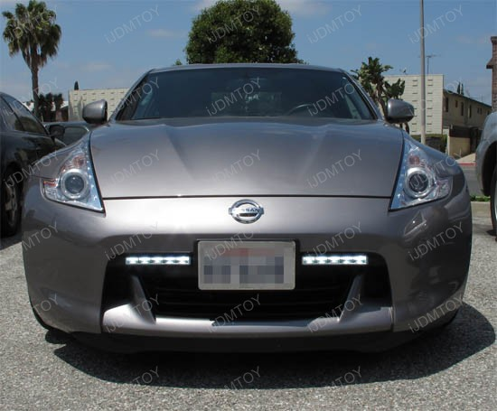 Nissan - 370Z - LED - Driving - Lights - 2